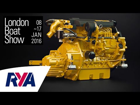 Vetus Product Launch - London Boat Show 2016 -  Engine - Generator - Bow Thrusters