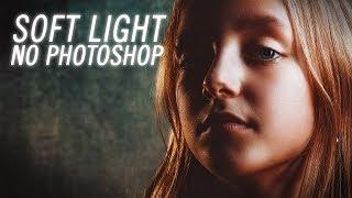 Tutorial photoshop - Efeito soft light
