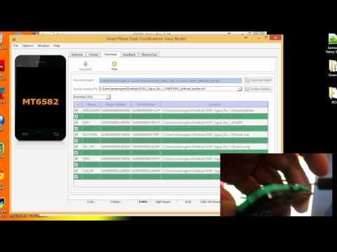 How To Upgrade S5501 Agua Rio V1.24 Full DUMP via SPFT For V1 & V2
