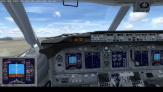 Как быстро взлететь на Boeing 737 P3d Fsx  автопилот