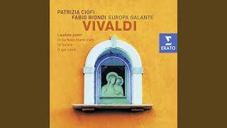 Laudate, pueri Dominum, psalm 112 for soprano, 2 violins, viola & bass RV 600: Amen [Allegro]
