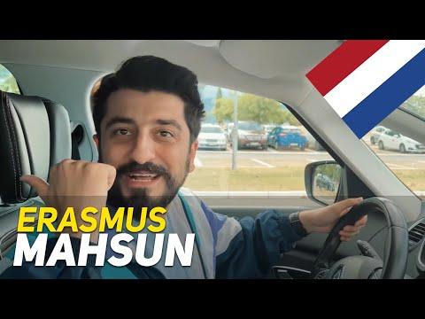 Erasmus Mahsun | Hollanda | Röportaj Adam