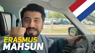 Erasmus Mahsun   Hollanda   Röportaj Adam