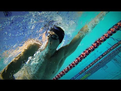 Our Athletes - Cameron McEvoy, swimming