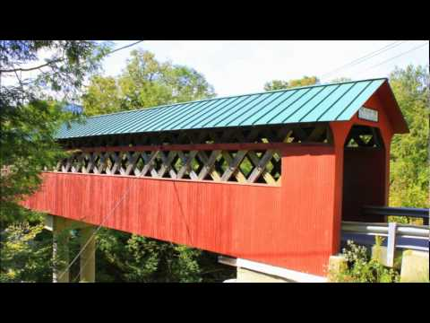 Covered Bridges Driving Tour of Southern Vermont