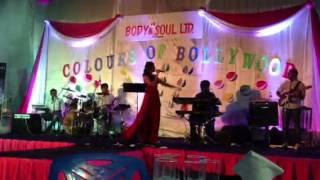 Bhoomi Trivedi at Patel club Dar es salaam