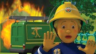 Fireman Sam Full Episodes | FIRE! 🚒 🔥  5 Full Episodes | Cartoons for Children