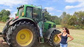 Saving Bales And Old Equipment