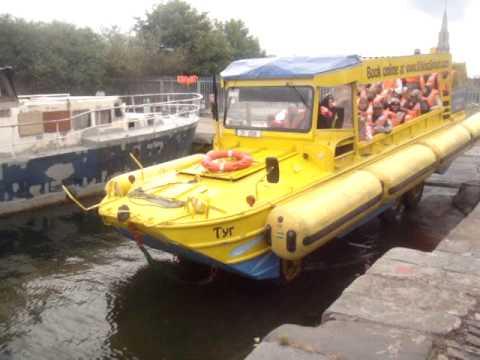 Viking Splash Tour In Dublin