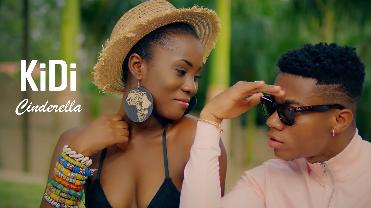 KiDi ft Mayorkun & Peruzzi - Cinderella (Official Video)
