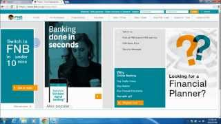 How To Upload Funds Into Your pay pal Account using an FNB bank Acc