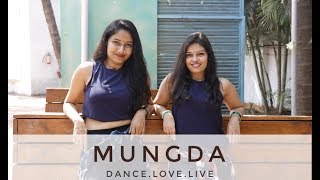 Mungda | Total Dhamaal | Sonakshi Sinha | Dance.Love.Live choreography | Dance cover