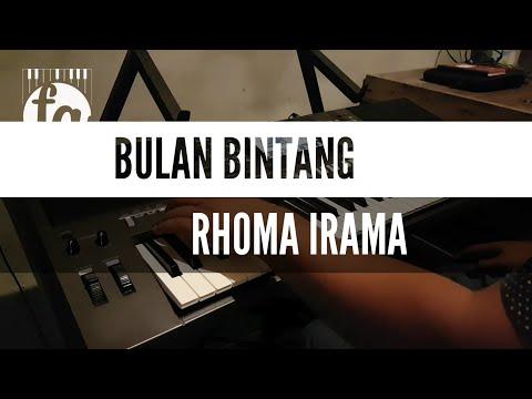 BULAN BINTANG - KARAOKE RHOMA IRAMA DANGDUT ORIGINAL