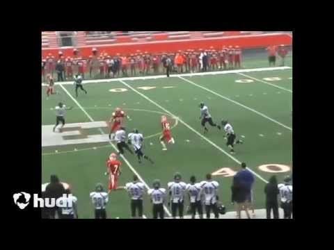 # 82 Brandon Brooks Junior Year Football Highlights