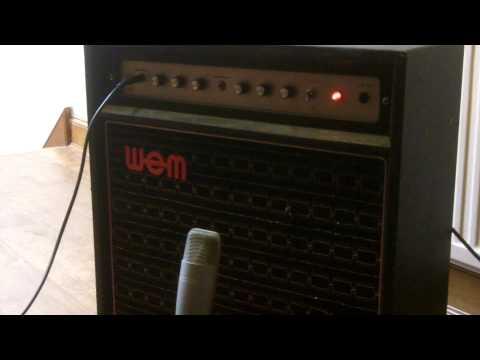 WEM Dominator MKIII for sale