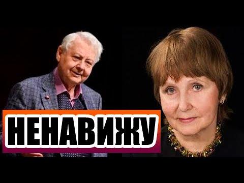 """""""НИКОГДА НЕ ПРОЩУ"""" - Как сложилась судьба первой жены Олега Табакова"""