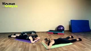 Лучшее видео с упражнениями на мышцы спины и пресса!(Хотите быстро накачать мышцы спины и пресса? Лучшее видео с упражнениями на укрепление спины и пресса живо..., 2012-05-19T07:14:43.000Z)