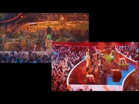 Ariana Grande   Nicki Minaj   Jessie J  VMA 2014
