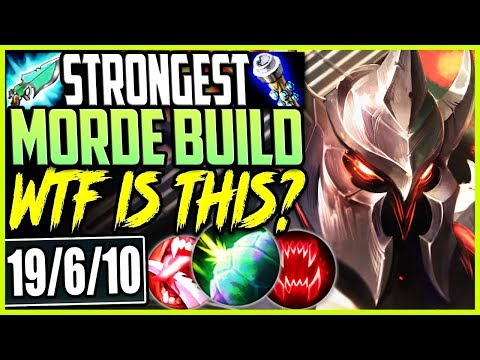 STRONGEST SEASON 9 MORDEKAISER BUILD | WTF? SO BROKEN | MID Mordekaiser Vs Yasuo Season 9 Gameplay