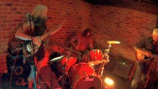 rebecca johnson band drums bass solos live avoca beach hotel 30 12 16