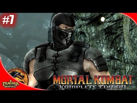 CAPÍTULO 7: A MISSÃO DE SMOKE | Mortal Kombat 9: Modo História - Parte 7 thumbnail
