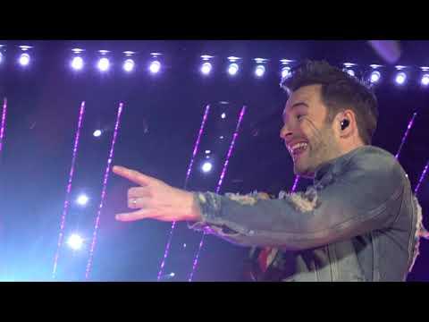 Westlife - Dynamite Live At Croke Park 06.07.2019