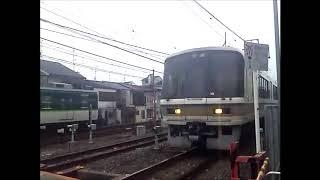 JR奈良線 VS 京阪宇治線