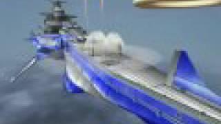Skies of Arcadia - Optional Ship Battle: Giant Looper