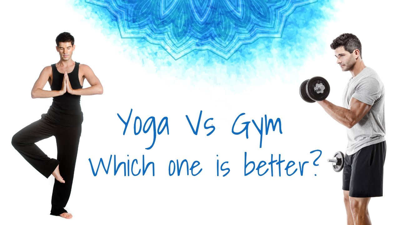 The Difference of Yoga at the Gym vs. Studio
