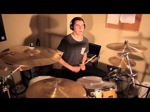 Old Scars / Future Hearts - All Time Low - Drum Cover