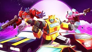 Transformers Bumblebee Overdrive (Tracer & Quake Complete) Gameplay | Android Racing Game