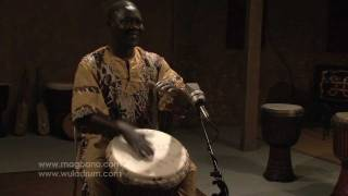 How To Play the Djembe with Master Drummer: M