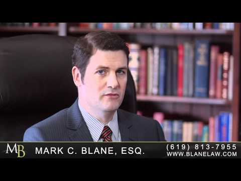San Diego injury attorney Mark C. Blane explains what a deposition is, and how it plays an important role on your California accident & injury case. If you want more information you can visit http://www.blanelaw.com, which contains FREE books, blogs, articles and tons of information on your particular injury or interest; you can also call (619) 813-7955. You can also check out Attorney Blane's Spanish Youtube Channel at: http://www.youtube.com/abogado1california