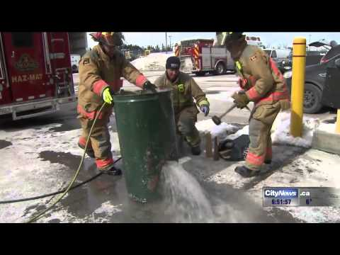 Firefighter's invention could help crews deal with chemical leaks Mp3