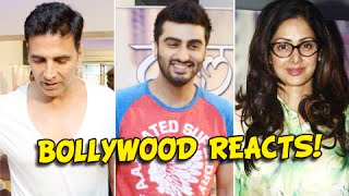 Bollywood Celebs React On Tapaal - Marathi Movie - Akshay Kumar, Arjun Kapoor, Sridevi, Imtiaz Ali