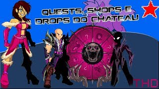 aqwguia das quests shops e drops do chateau 2018