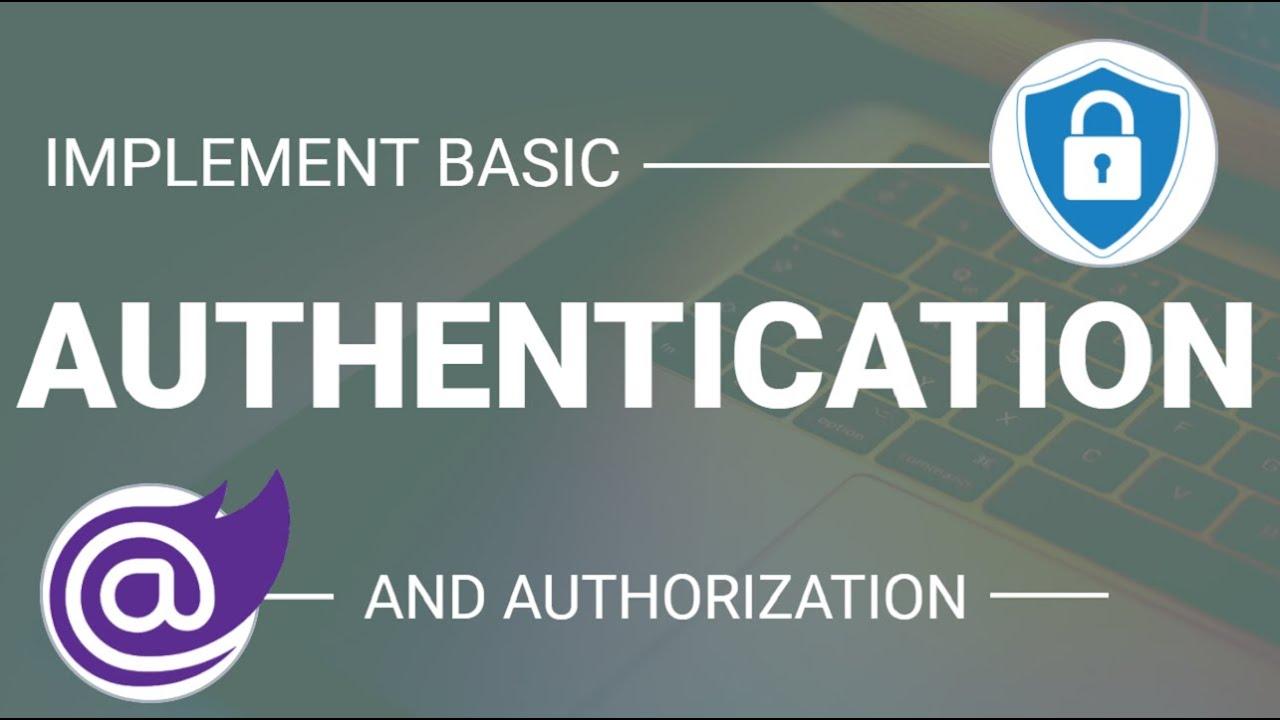 Blazor : Authentication and Authorization using Server Side
