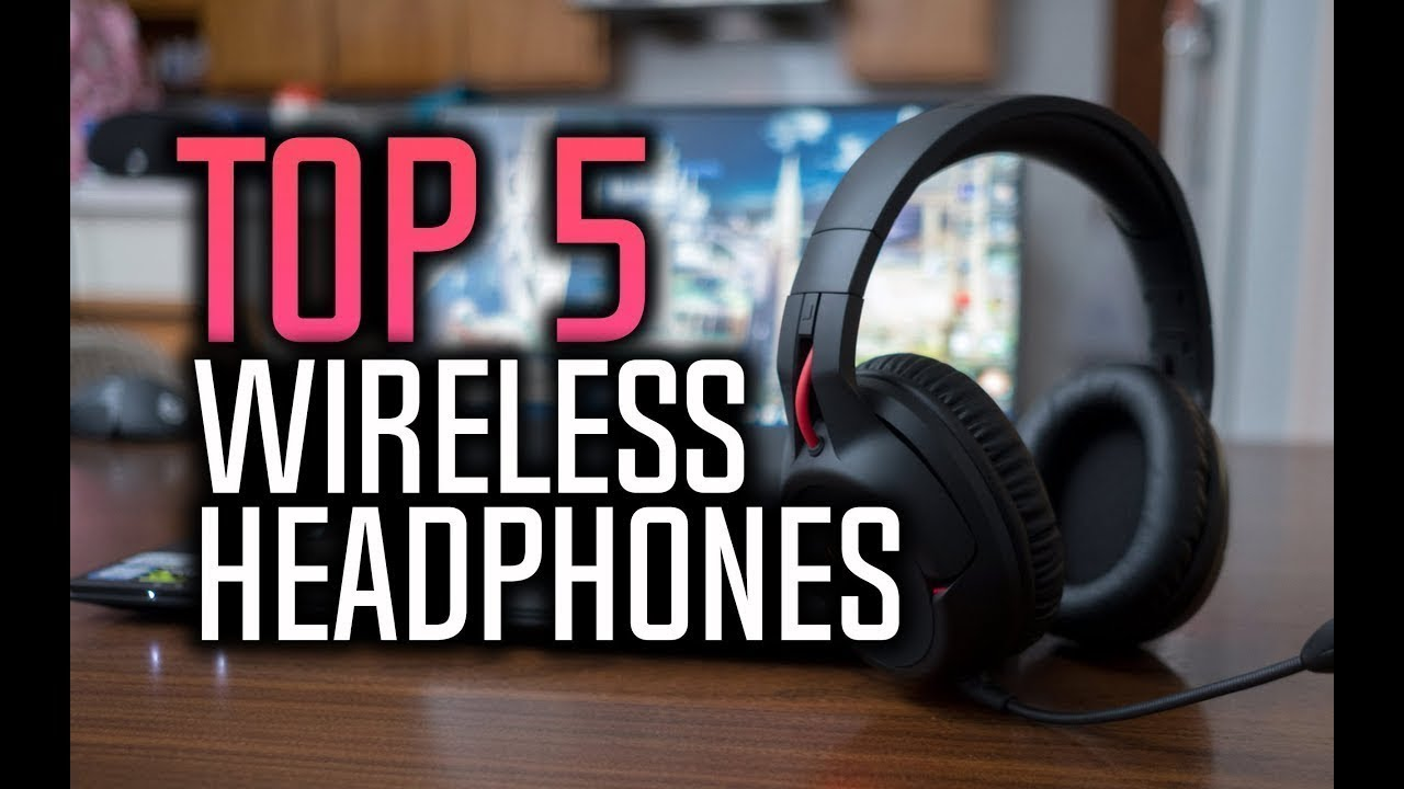 9300a4262a4 Best Wireless Gaming Headphones in 2018 - 5 Headsets To Buy - YouTube