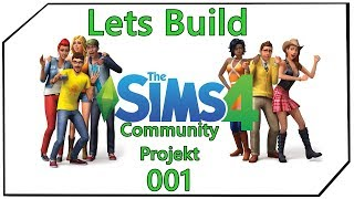 Rückblick Lets Build - Sims 4- Community Projekt - 001 Deutsch Ger