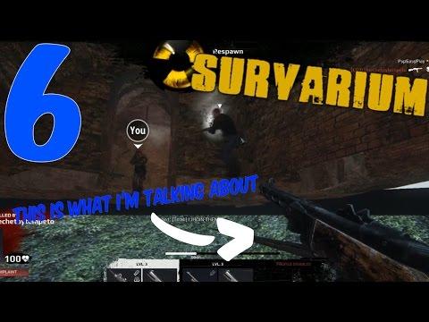 Hacking and teamkilling! Yay! | Survarium #6