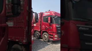 Our African customer is visiting used SINOTRUK Howo, Foton,Dongfeng,Faw trucks.Cell:+8613026573296