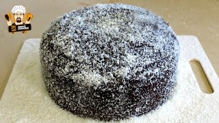 How To Make A Lamington Cake