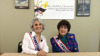Storie Women | Meet Shirley Karinch – Ms. PA Senior America 2001