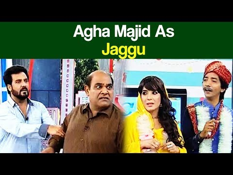 Download Youtube: Agha Majid as Jaggu - CIA - 30 July 2017 | ATV