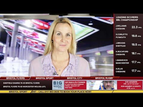 Bristol Sport TV - Featuring Mark Ashton