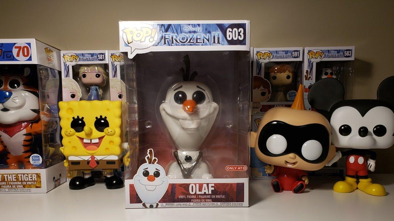 Disney-Frozen II #583 Olaf Funko Pop