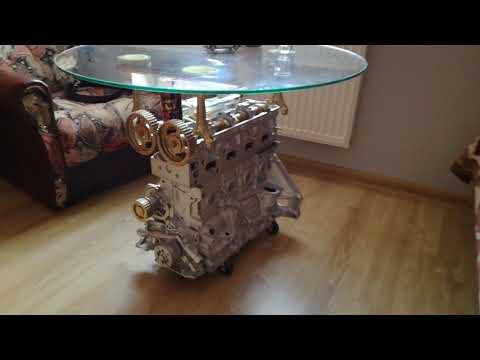 Stolik Z Silnika Opel Vectra B 18 Eco Tec