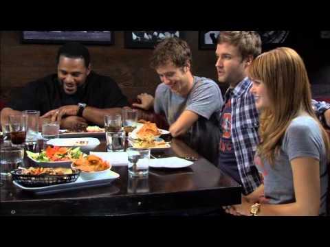 Cast of Friday Night Lights w/Jerome Bettis