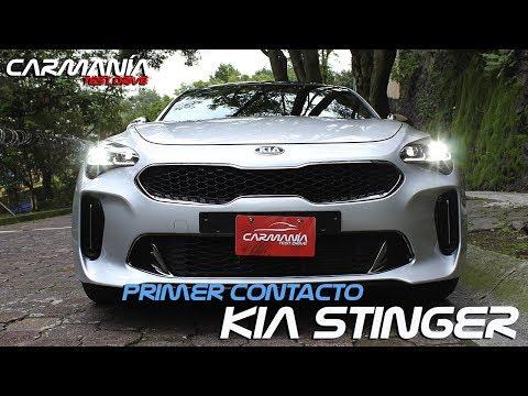 Primer Contacto Kia Stinger 2.0 - CarManía
