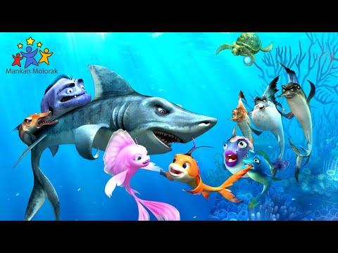 Про акулу мультфильм смотреть онлайн бесплатно в хорошем качестве
